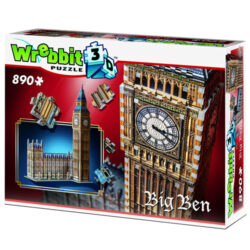Big Ben & Parliament 3D Puzzle (890Pc)