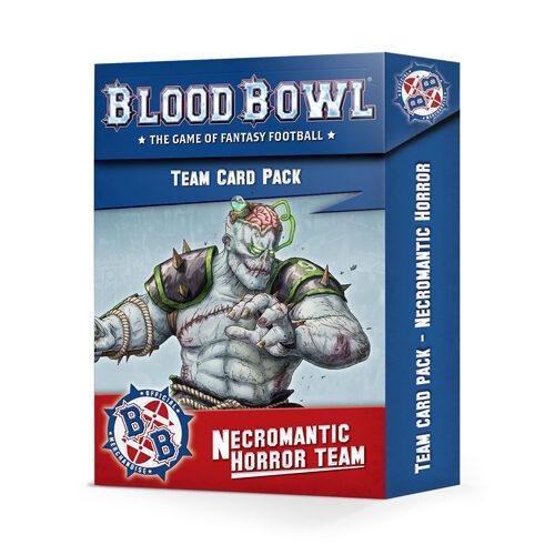 Blood Bowl: Necromantic Horror Team Card Pack