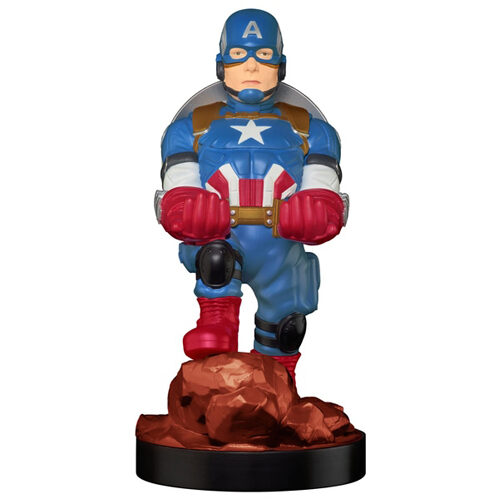 Cable Guy Marvel Captain America Device Holder