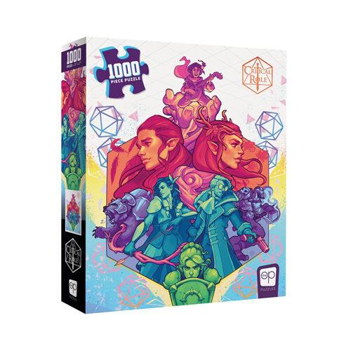 Critical Role: Vox Machina Puzzle (1000 pieces)