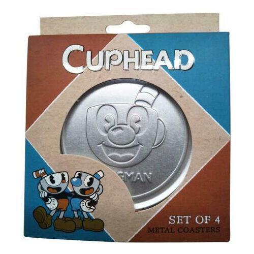 Cuphead Coasters (Set of Four)