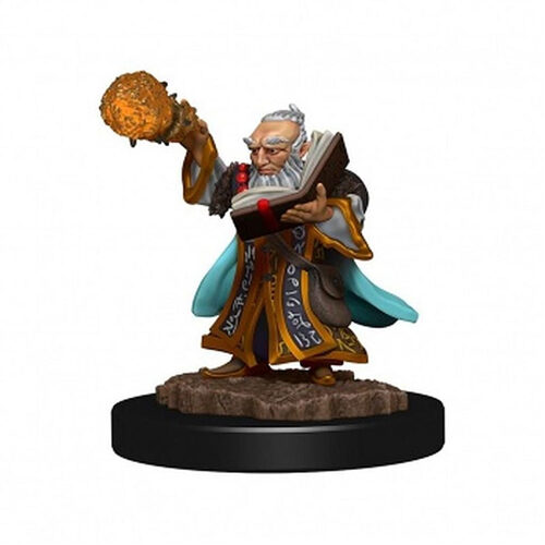 D&D Icons of the Realms Premium Figures (Wave 4): Gnome Wizard Male