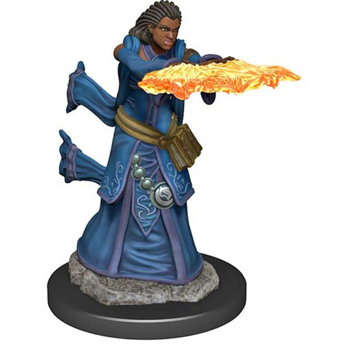 D&D Icons of the Realms Premium Figures (Wave 4): Human Wizard Female