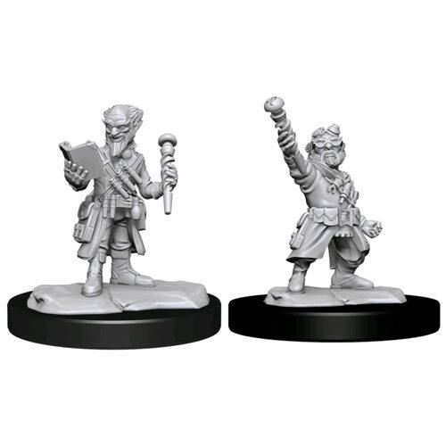 D&D Nolzur's Marvelous Unpainted Miniatures (Wave 14): Gnome Artificer Male