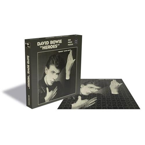 David Bowie - Heroes (500 Piece Rock Saws Jigsaw Puzzle)