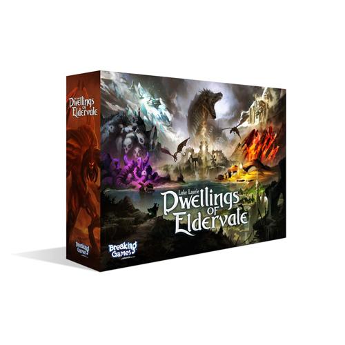 Dwellings of Eldervale Board Game: Croc Cover