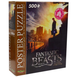 Fantastic Beasts: New York 2D Poster Puzzle (500Pc)