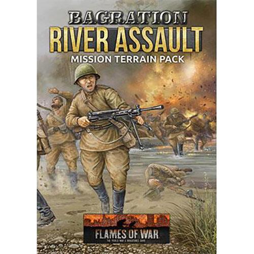 Flames of War - Bagration River Assault Mission Terrain Pack