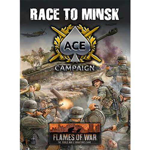 Flames of War - Race to Minsk Ace Campaign