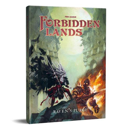 Forbidden Lands RPG: Raven's Purge