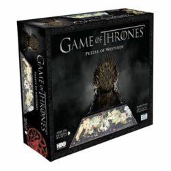 Game Of Thrones: Westeros 4D Puzzle (1500Pc)