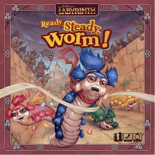 Labyrinth: Ready, Steady, Worm