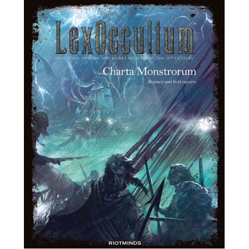LexOccultum RPG: Charta Monstrorum