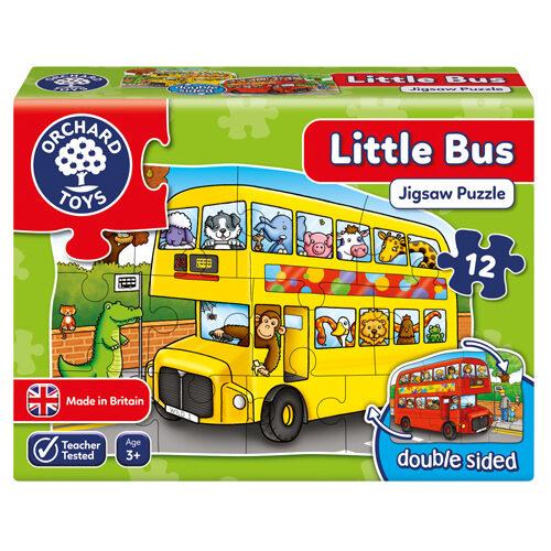 Little Bus Puzzles