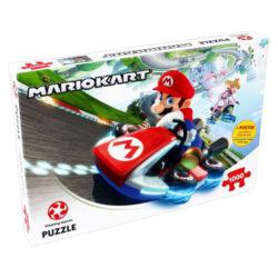 Mario Kart Funracer Puzzle 1000pc