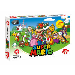 Mario Kart and Friends Puzzle 500pc