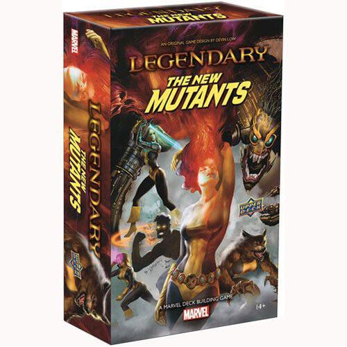 Marvel Legendary: New Mutants Small Box Expansion