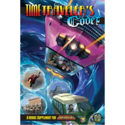 Mutants and Masterminds RPG: Time Traveler's Codex