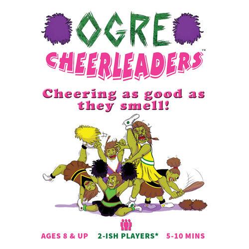 Ogre Cheerleaders