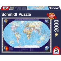 Our World Jigsaw (2000Pc)