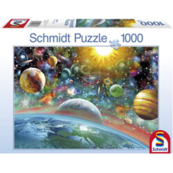 Outer Space Jigsaw (1000Pc)
