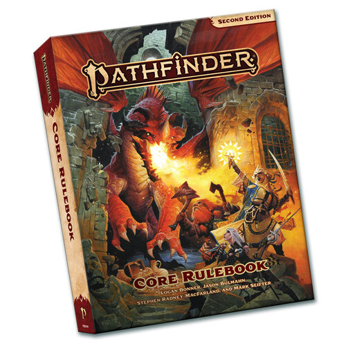 Pathfinder Second Edition RPG (P2): Core Rulebook Pocket Edition