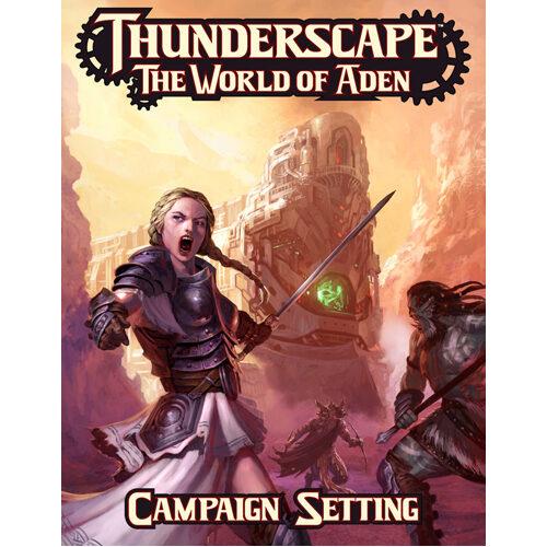 Pathfinder: Thunderscape - World Of Aben