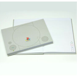 PlayStation - A5 Lined Notebook