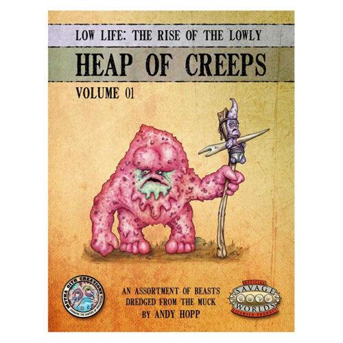 Savage Worlds: Heap of Creeps - Clump 01