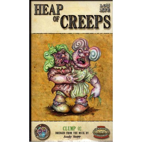 Savage Worlds: Heap of Creeps - Clump 02