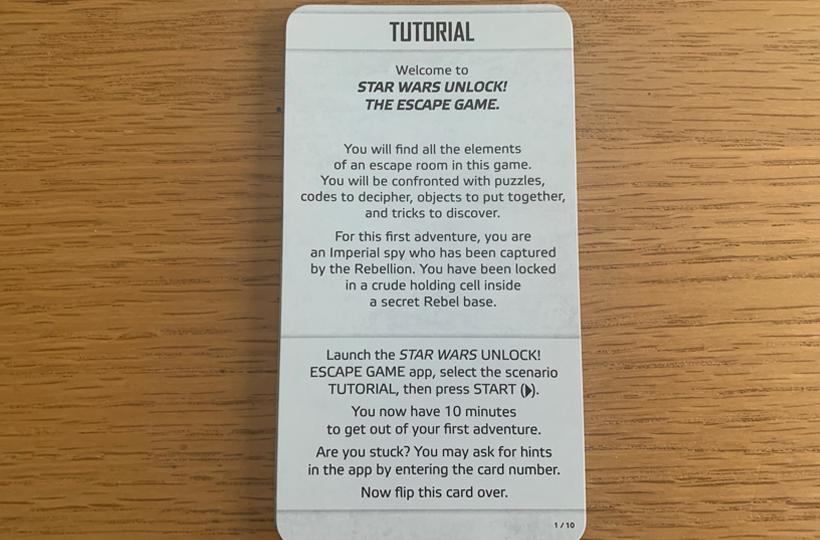 Star wars unlock tutorial