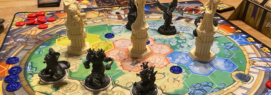 Super Fantasy Brawl Review
