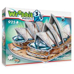 Sydney Opera House 3D Puzzle (925Pc)
