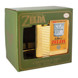 The Legend of Zelda NES Cartridge Mug
