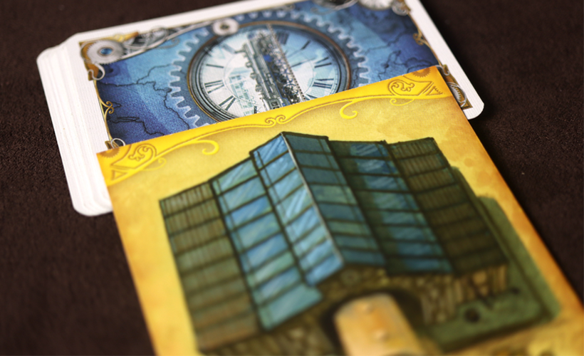 Ticket To Ride 1912 Expansion Clock