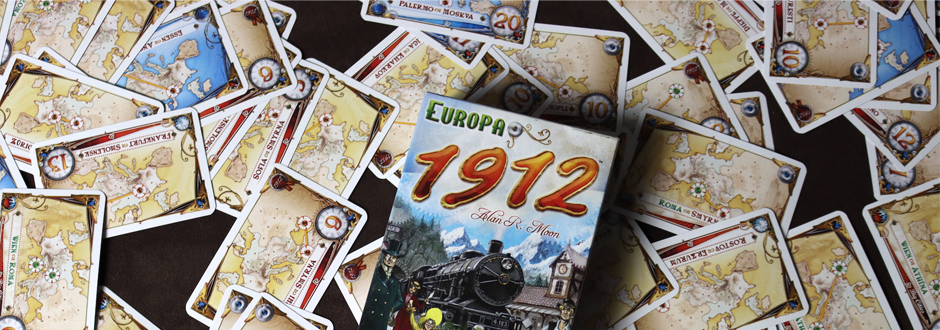 Ticket To Ride 1912 Expansion Review