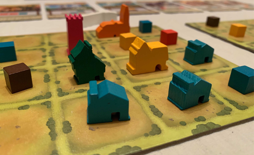 Tiny towns board
