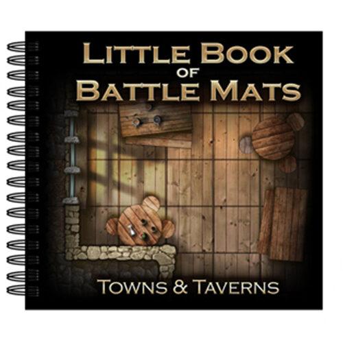 Towns and Taverns: Little Book of Battle Mats