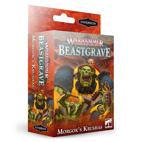 *A Grade* Warhammer Underworlds: Morgok's Krushas