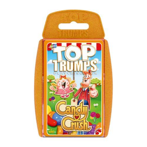 *B Grade* Candy Crush Soda Saga - Top Trumps Specials
