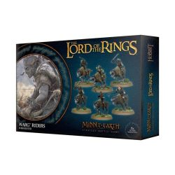 *B Grade* The Lord of The Rings: Warg Riders