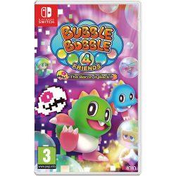 Bubble Bobble 4 Friends: The Baron is Back! - Nintendo Switch