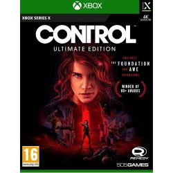 Control Ultimate Edition - Xbox One/Series X