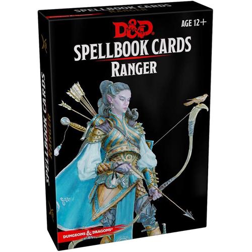 D&D: Ranger Spell Deck (Revised)