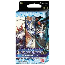 Digimon Card Game: Premium Pack Set 1 (PP01)