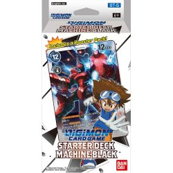 Digimon Card Game: Starter Deck - Machine Black (ST-5)