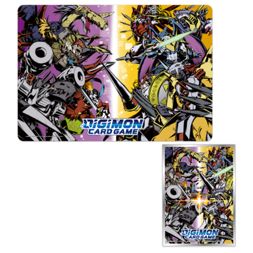 Digimon Card Game: Tamer's Set (PB-02)