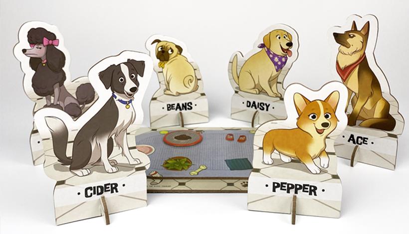 Dog Crimes Characters