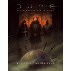 Dune: Adventures in the Imperium RPG - Core Rulebook (Standard Edition)
