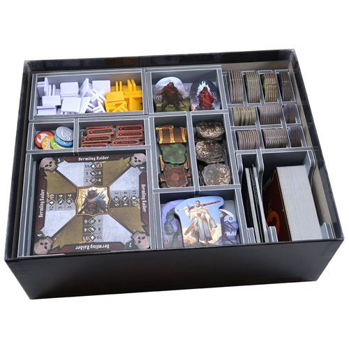 Folded Space: Gloomhaven - Jaws of the Lion Insert
